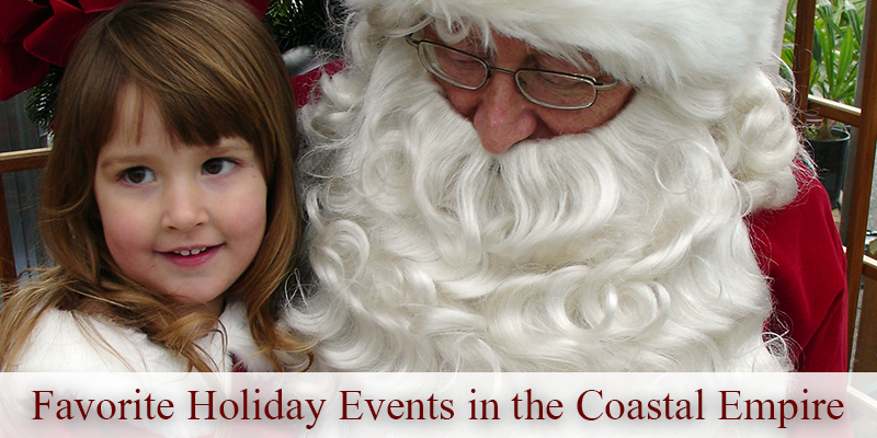 Holiday events Savannah
