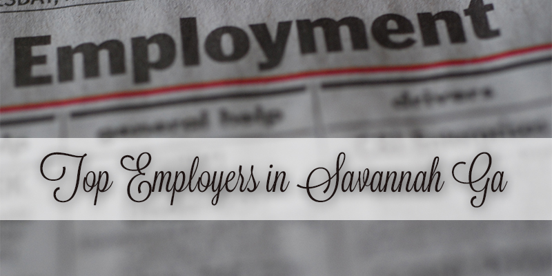 savannah major employers