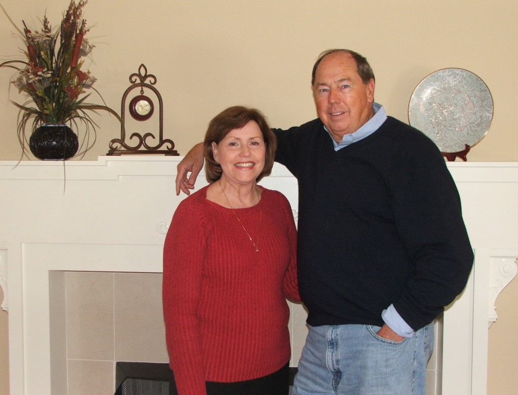 John and Linda Hopkins, JCH Southern Lifestyle Homes