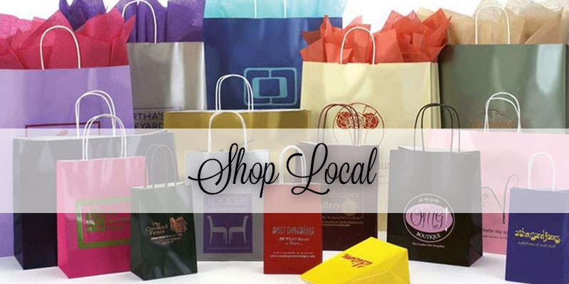 Shop Locally in Savannah and Richmond Hill this Season